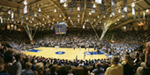 Duke Basketball mural
