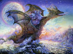 Dragon Ship mural