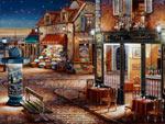 Starry Night OBrien mural