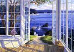 Island View mural