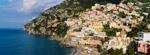Amalfi Coast Positano mural