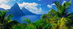Paradise Found John Scanlan mural