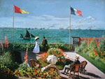 The Terrace At Sainte Adresse