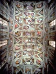 Sistine Chapel Ceiling Post Restoration