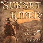 Sunset Rider mural