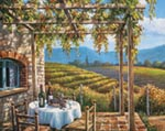 Vineyard Terrace mural