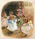 Mrs Tittlemouses Party