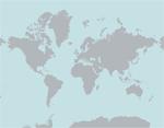 Simple Map mural