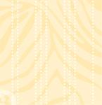 Les Boutons Zebra Stripes mural