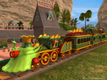 Its the Dinosaur Train