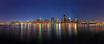 New York City Panorama - From Queens