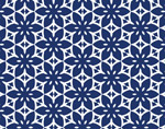 Blossom Tropic Pop Navy