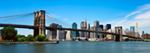 Brooklyn Bridge  Lower Manhattan mural