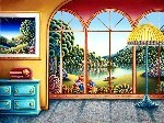 Radio Days #9 mural