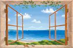 Beach Dreaming mural