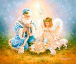 Christmas Miracle mural
