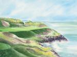 Whistling Straits mural
