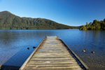 Jetty Lake Kaniere