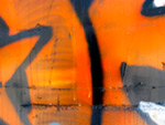 Orange Graffiti