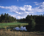 Woodlands Sunriver 1st Hole
