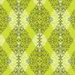 Diamond Damask - Green
