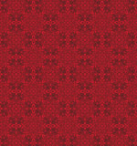 Tiled Medallion - Red