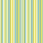Simple Stripe - Yellow Green