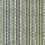 Beaded Curtain - Gray Blue