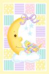 Moon Baby mural
