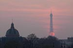 Paris Sunset II