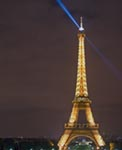 Eiffel Tower at Night Harrington