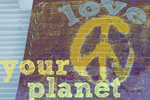 Love Your Planet mural