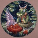 A Fairy Tale mural