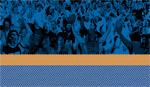Buzzing Sports Stadium - Blue mural