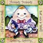Humpty Dumpty mural