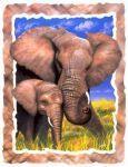 Elephant Love mural
