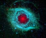 Helix Nebula mural