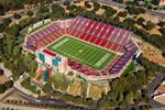 Stanford Stadium mural