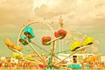 Carnival Fun mural