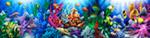 Reef Life 1 mural