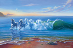 Wild Waters mural