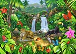 Rainforest Harmony mural