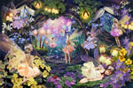 Fairy Hollow mural