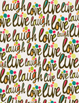 Love Live Laugh