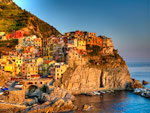 Manarola - Sunset Harbor