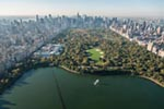 Central Park by Helicopter