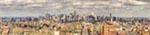 World Trade Center Views mural