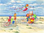 Kite Fest mural