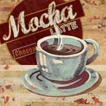 Coffee Brew II mural