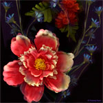 American Bouquet mural